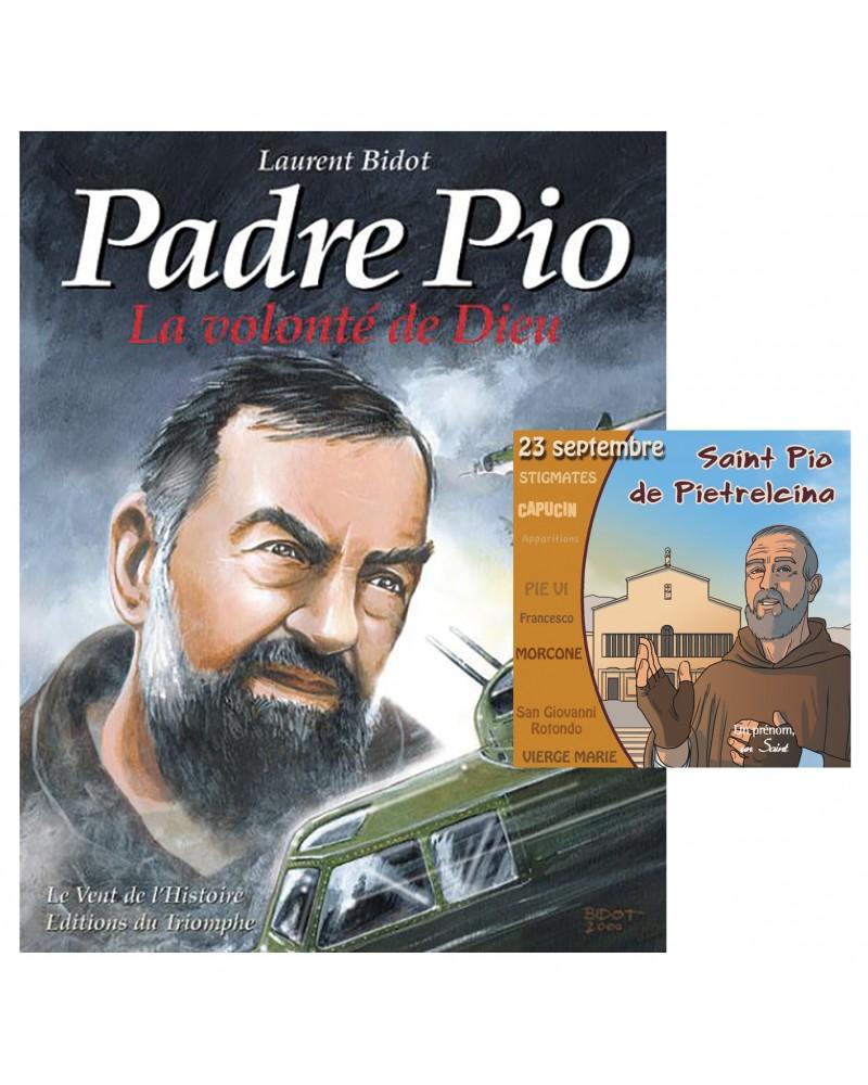 BD + CD Padre Pio