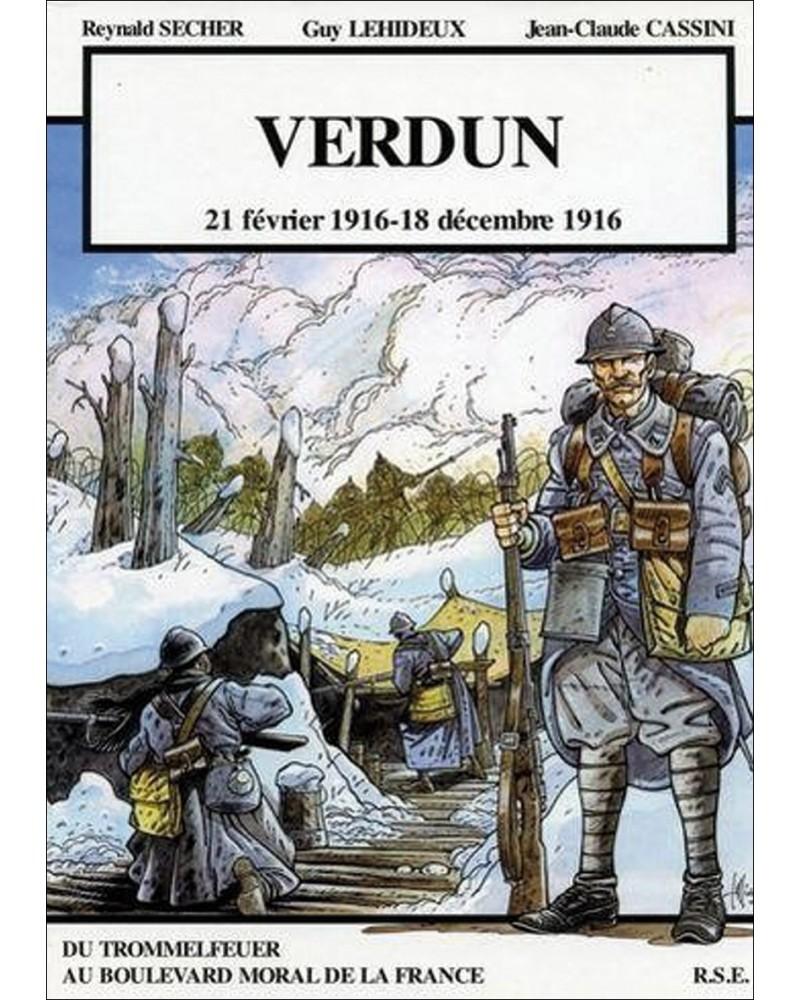 BD Verdun (21 février - 18 décembre 1916)