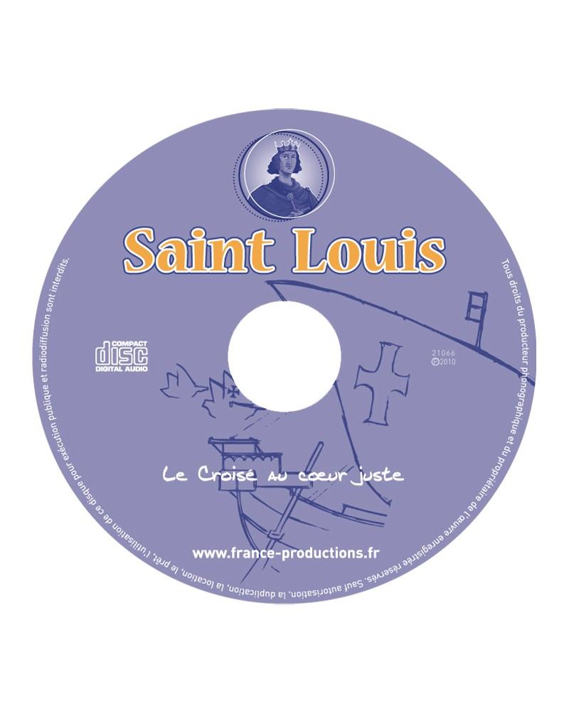 CD Saint Louis le Croisé au coeur juste