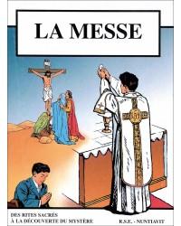 La Messe en bande dessinée