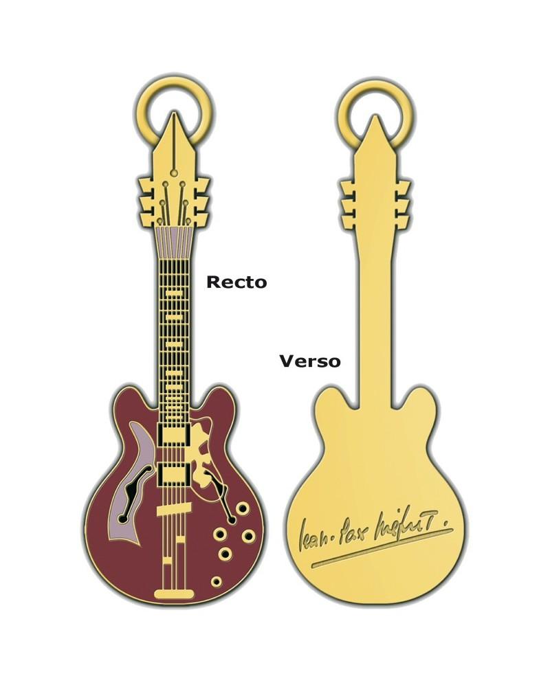 Porte-clés Stylo-guitare Jean-Pax Méfret