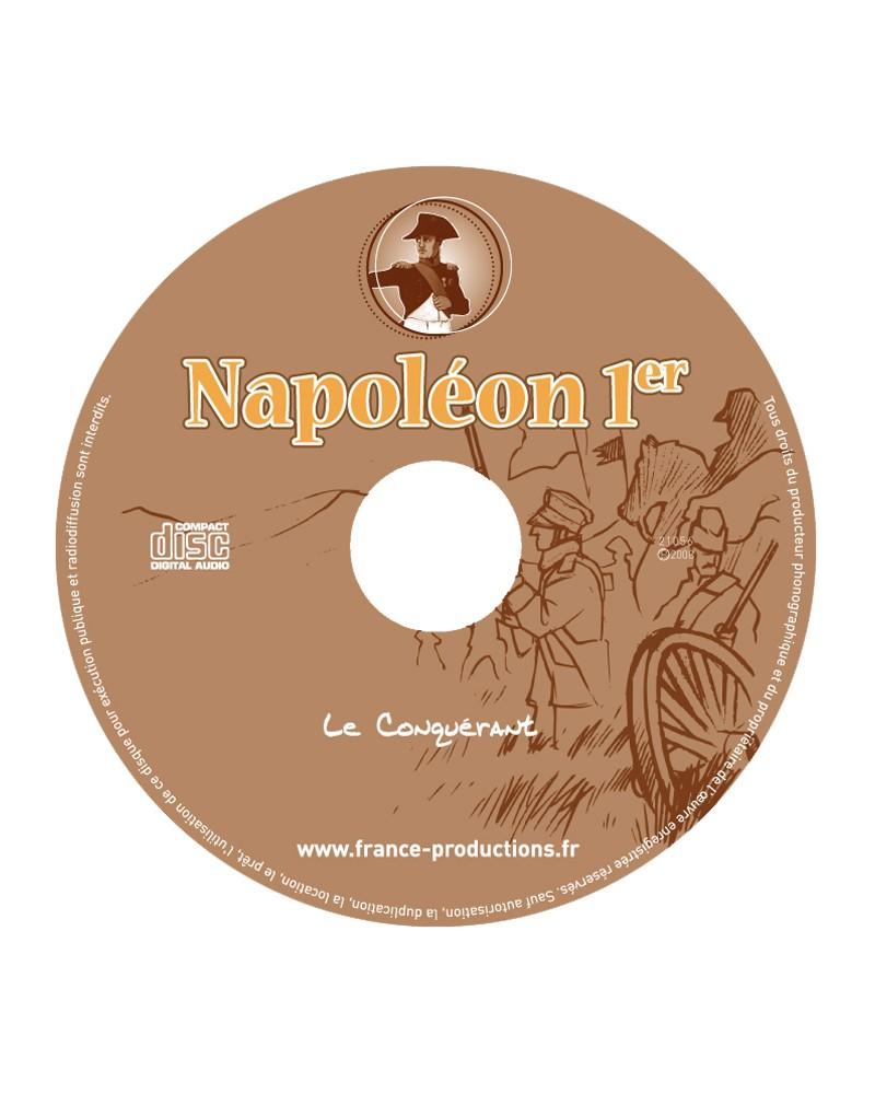 CD Napoléon Ier le Conquérant