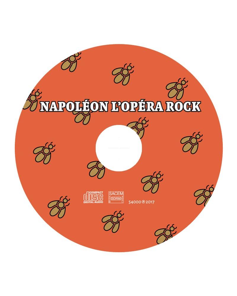 Dimitri Casali - Napoléon l'opéra rock