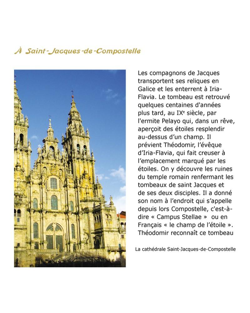 CD Saint Jacques de Compostelle
