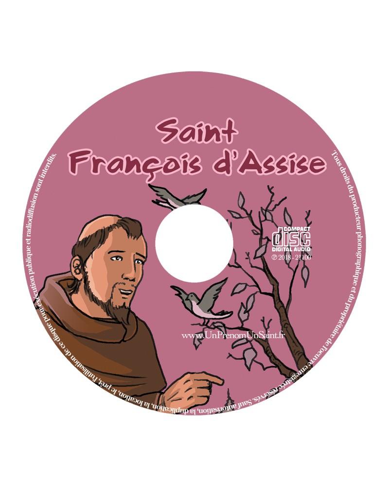 CD Saint François d'Assise