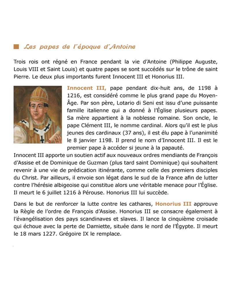 CD Saint Antoine de Padoue