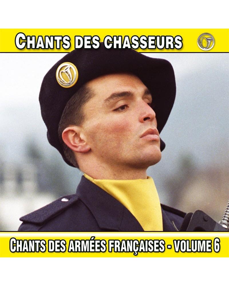 CD Chants des chasseurs