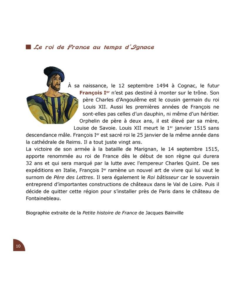 CD Saint Ignace de Loyola