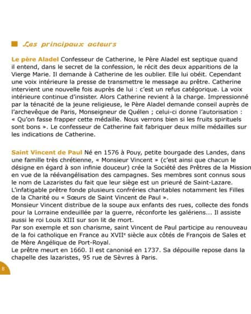 CD Sainte Catherine Labouré