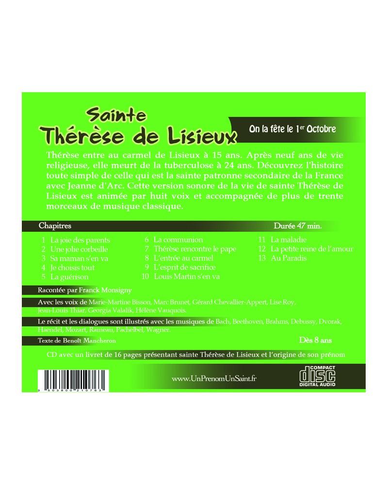 CD Sainte Thérèse de Lisieux