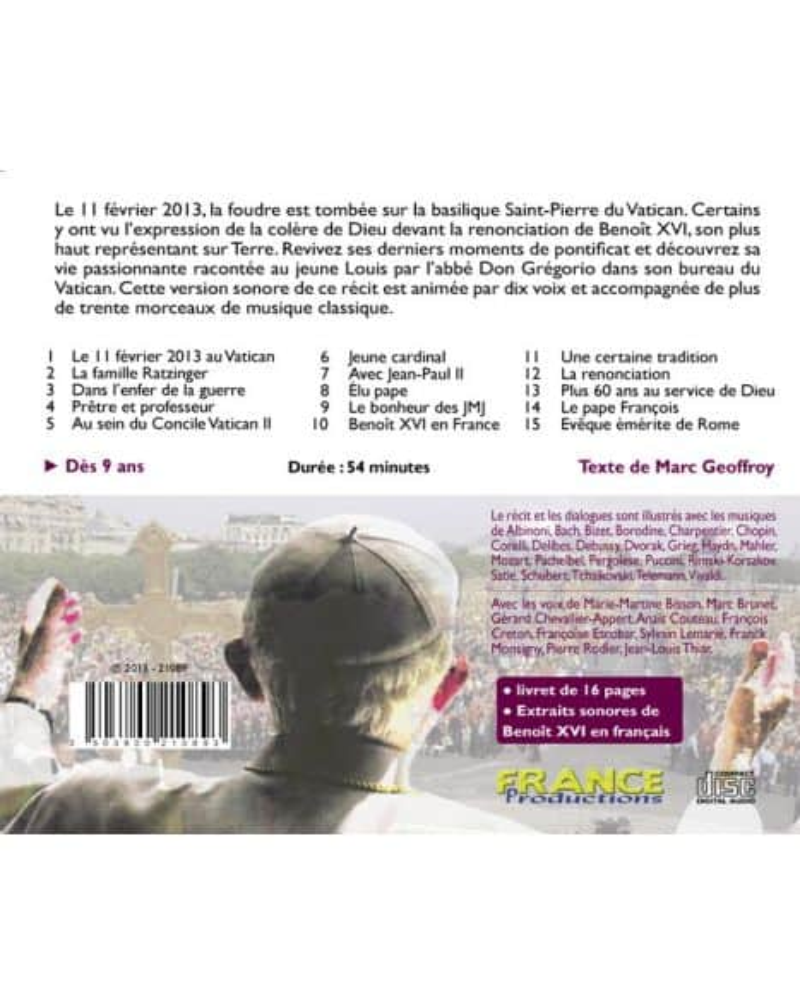 CD Benoit XVI