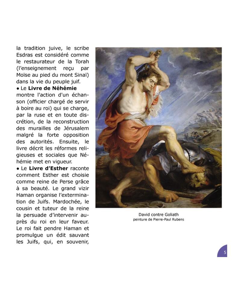 CD La Bible (Ancien Testament)