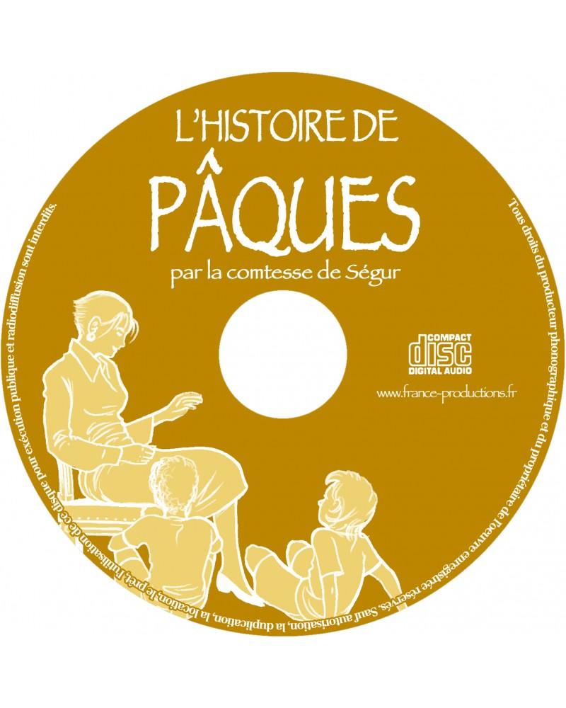 CD L'Histoire de Pâques