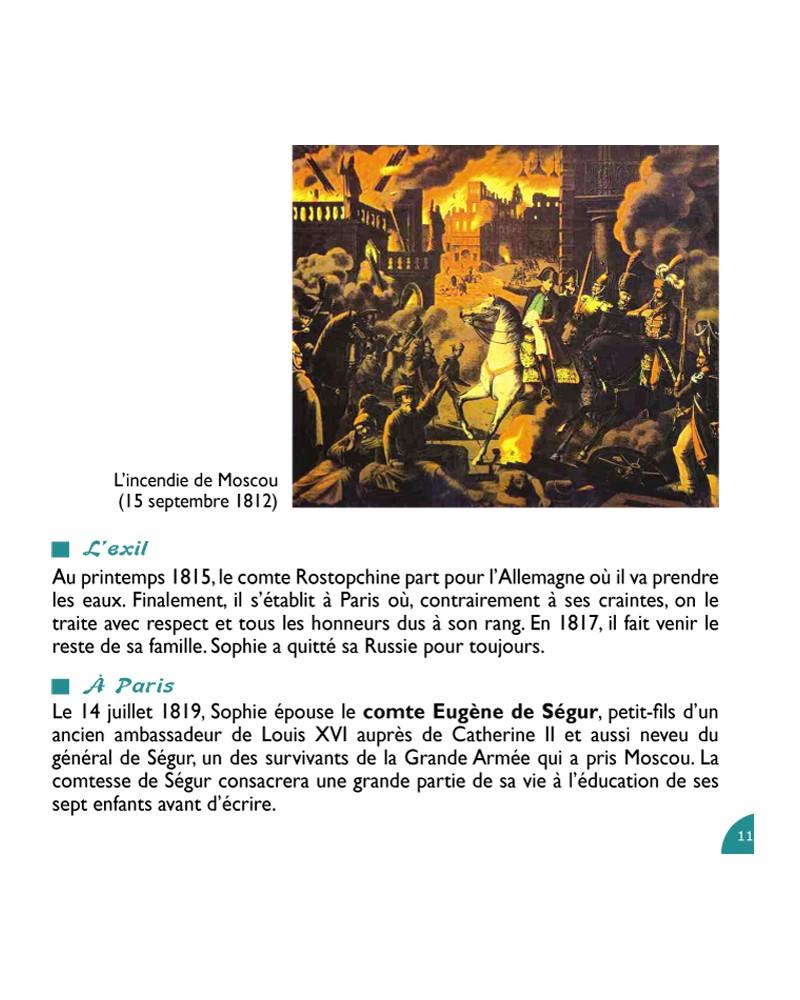 CD Les vacances de la comtesse de Ségur