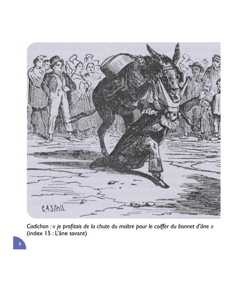 CD Les mémoires d'un âne de la comtesse de Ségur