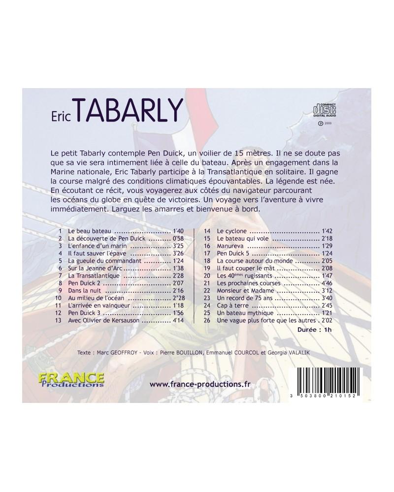 1 CD Eric Tabarly Un marin de légende