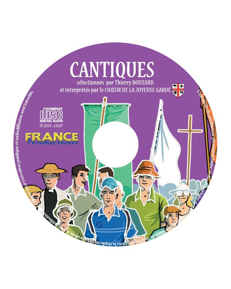 CD Cantiques