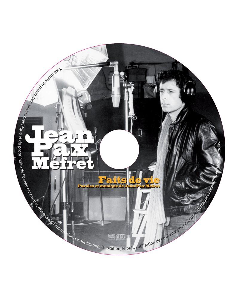 Coffret 4 CD Jean-Pax Méfret