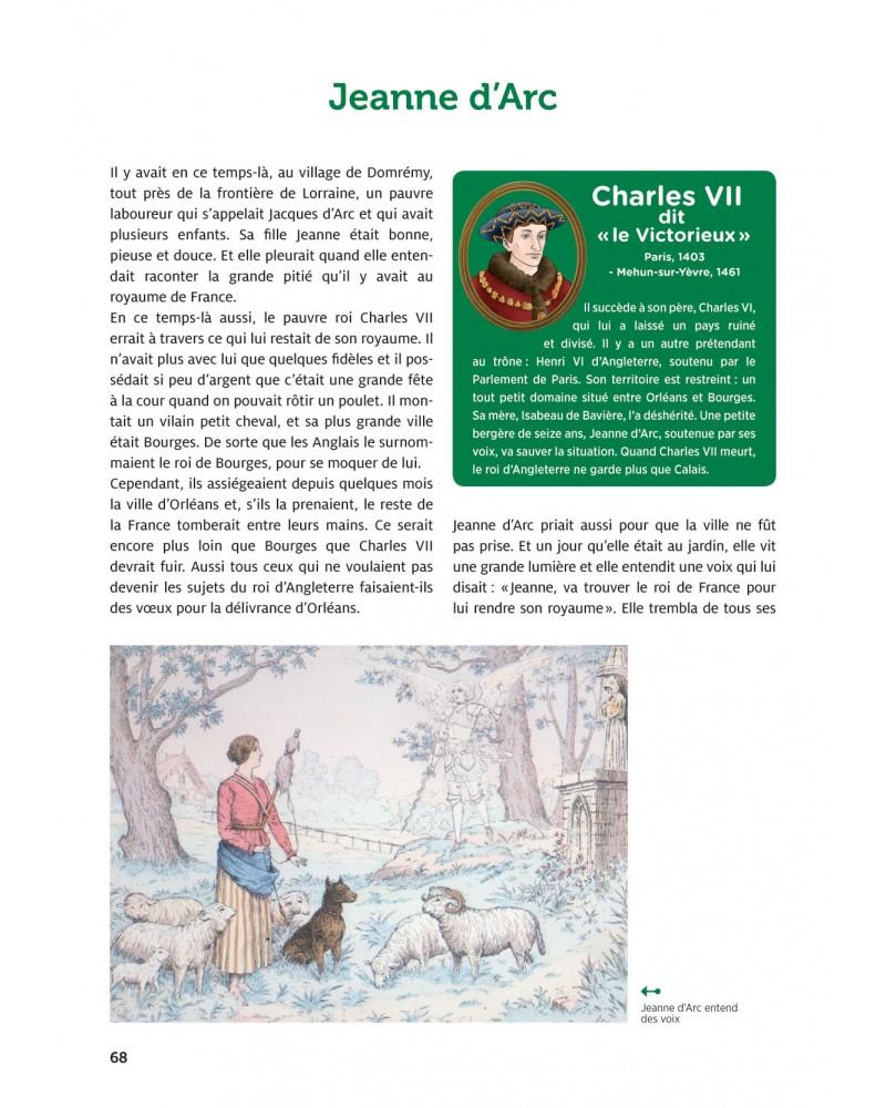 1 Livre Petite histoire de France
