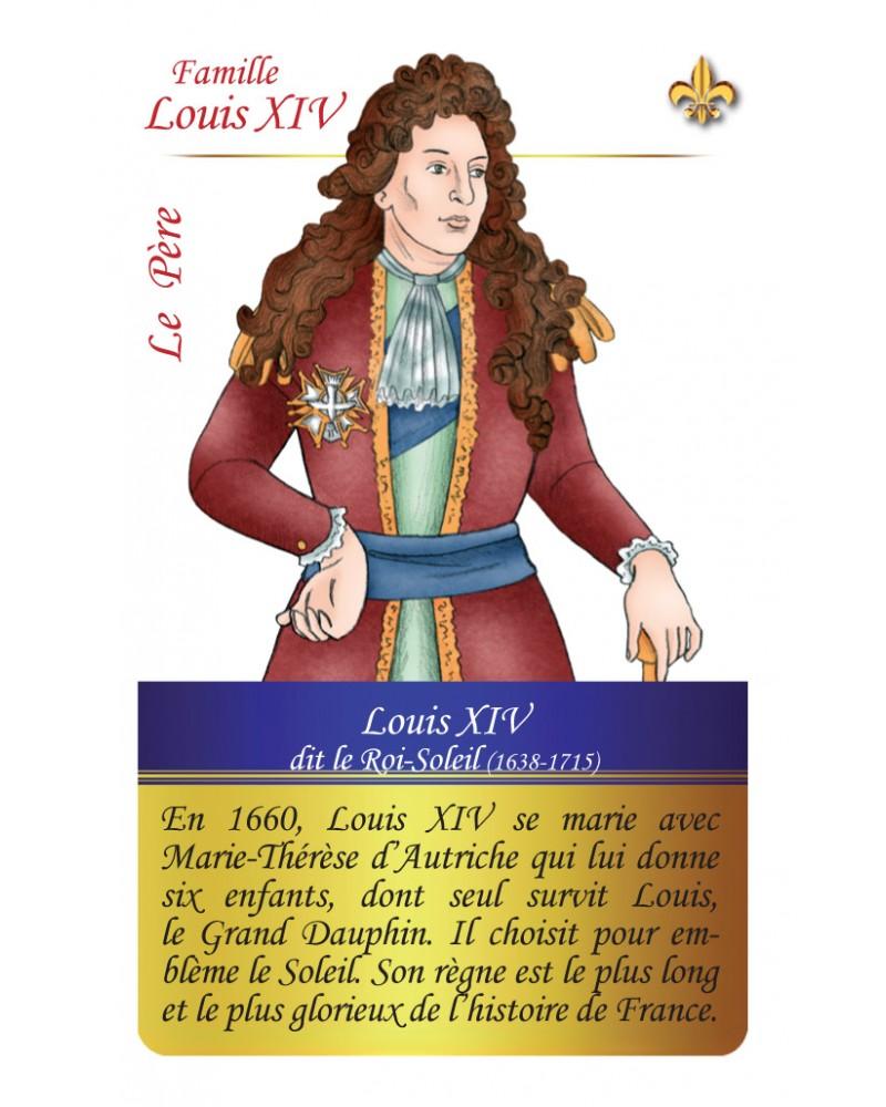 Famille Louis XIV - Le père