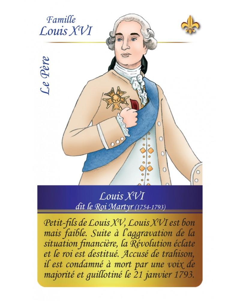 Famille Louis XVI - Le père