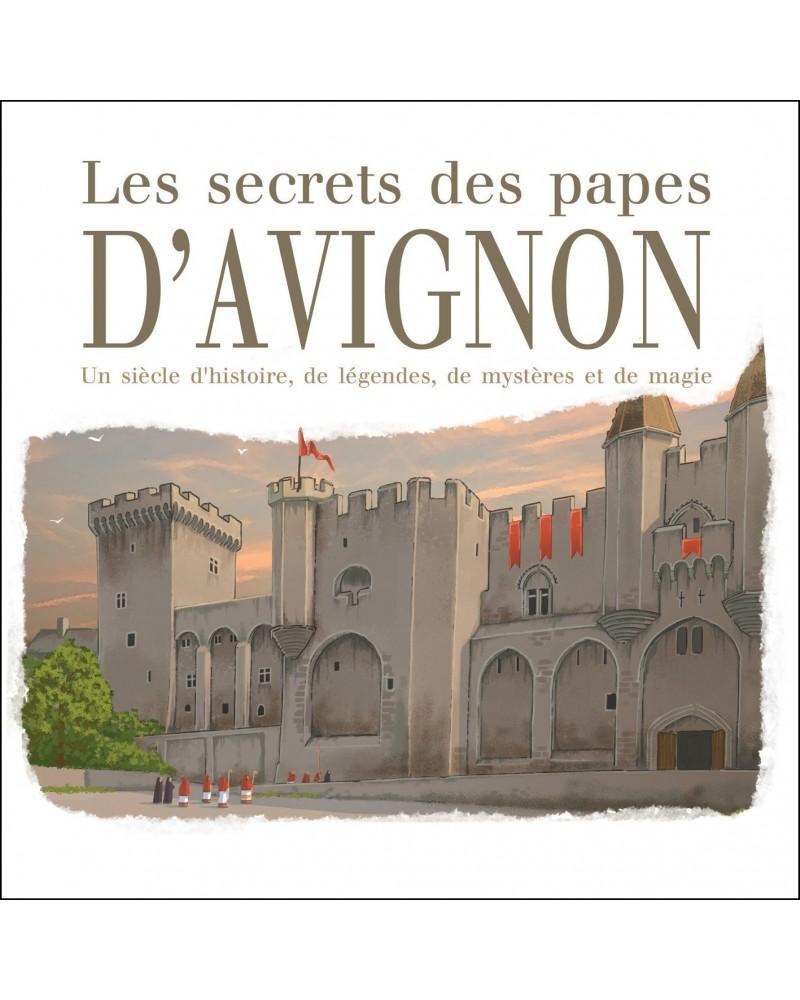 CD Les secrets des papes d'Avignon