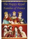 Jeu des 7 familles version anglaise - The Happy Royal Families of France
