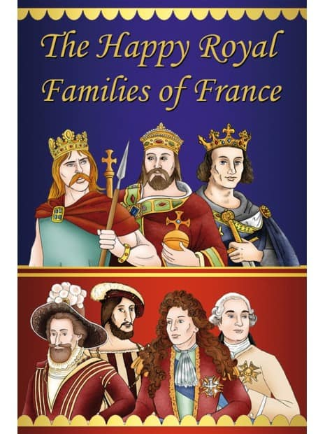 Box of the Happy Royal Families of France
