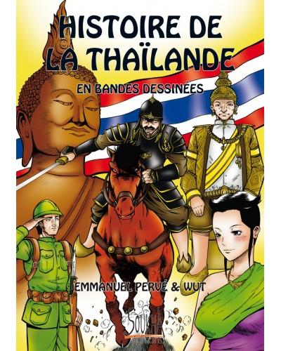 Histoire de la Thaïlande en bandes dessinées