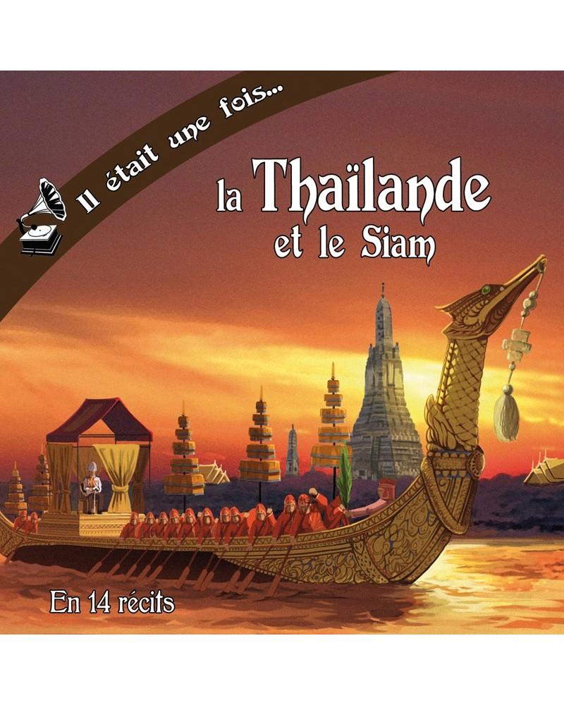 CD Il était une fois la Thaïlande et le Siam
