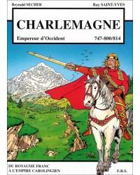 BD Charlemagne, l'Empereur d'Occident