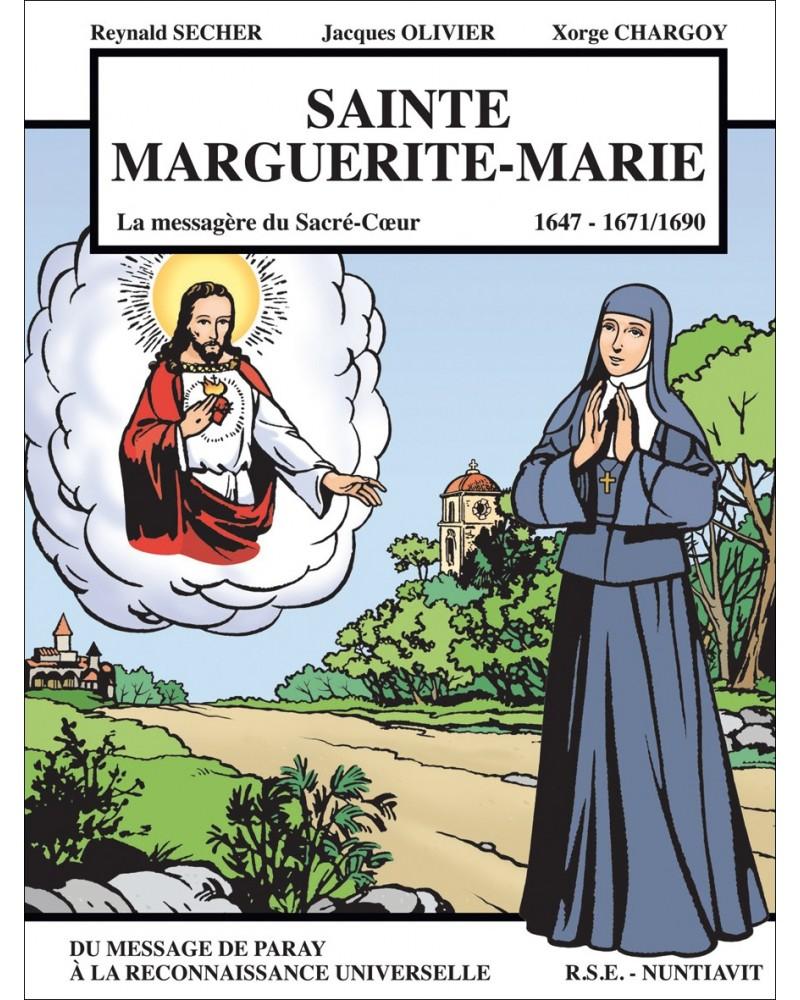 La BD Sainte Marguerite-Marie