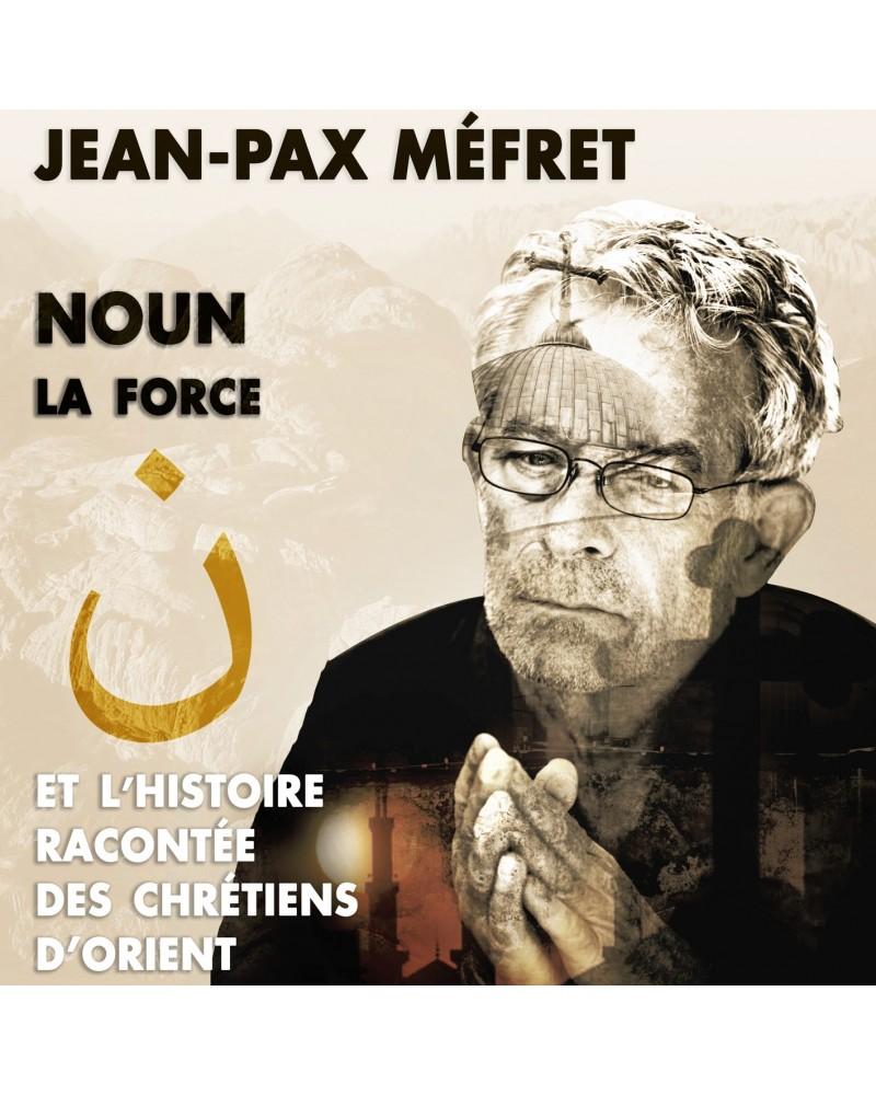 NOUN, le nouveau CD de Jean-Pax Méfret