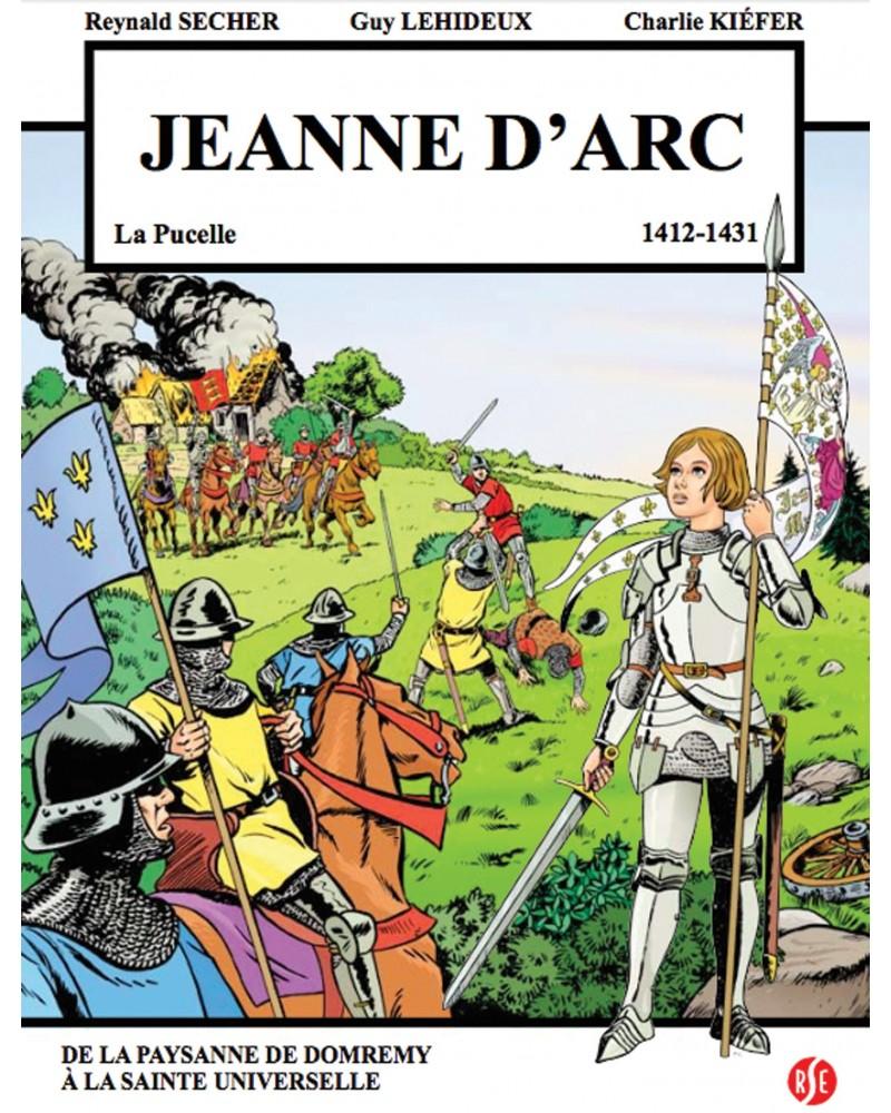 La BD Jeanne d'Arc la Pucelle