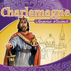 CD Charlemagne l'Empereur d'Occident