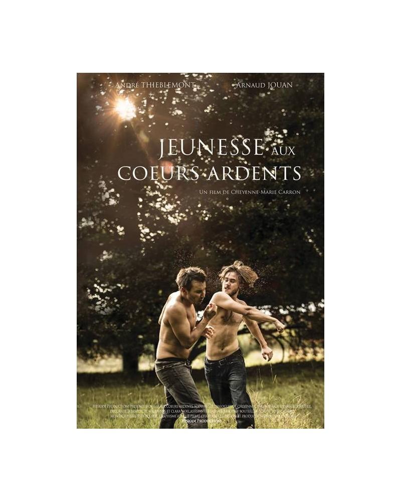 DVD Jeunesse aux coeurs ardents de Cheyenne Carron
