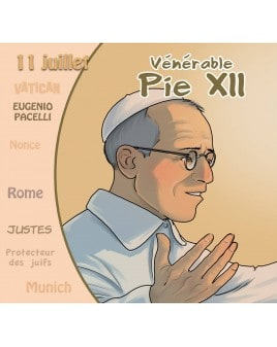 CD vénérable Pie XII