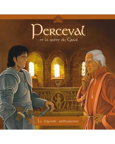 CD Perceval et la quête du Graal