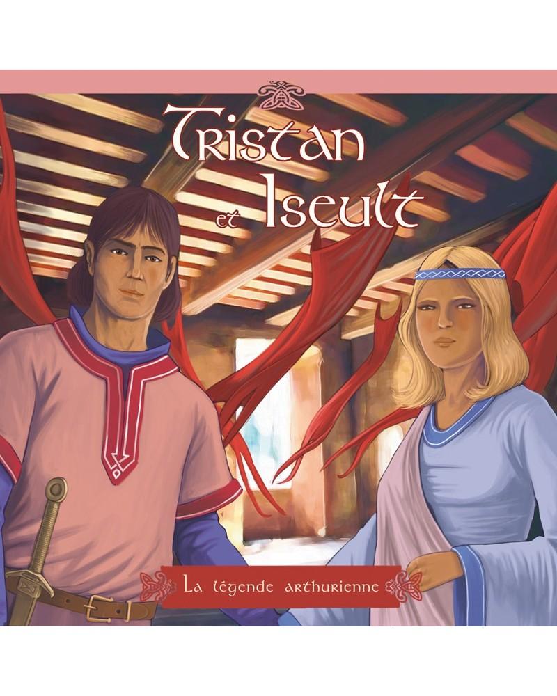 CD Tristan et Iseult