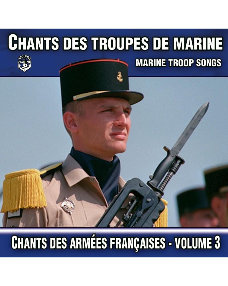 CD Chants des Troupes de Marine