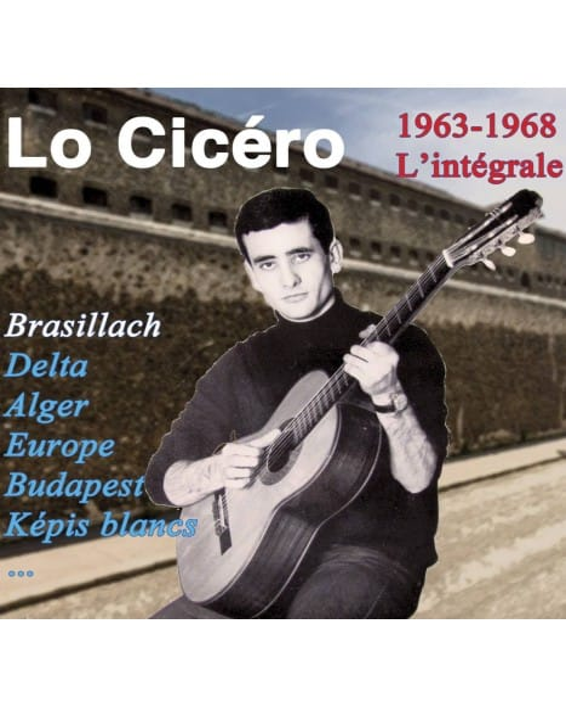 CD Lo Cicéro - L'intégrale (1963-1968)