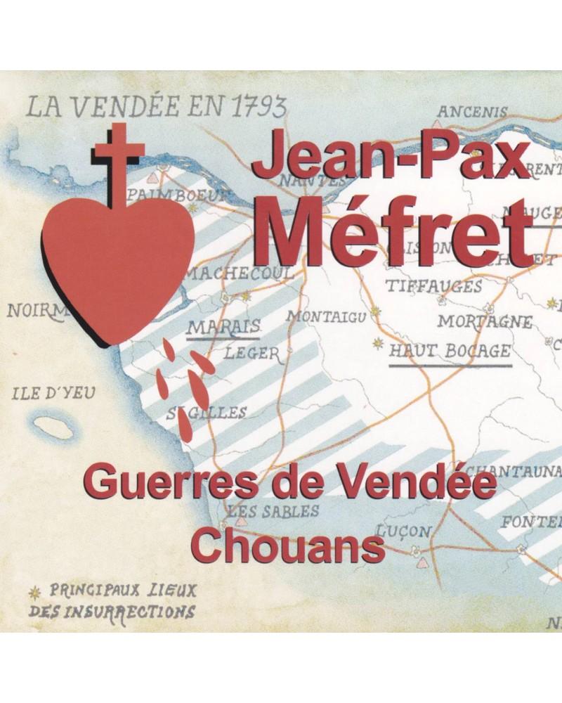 CD Jean-Pax Méfret Guerres de Vendée