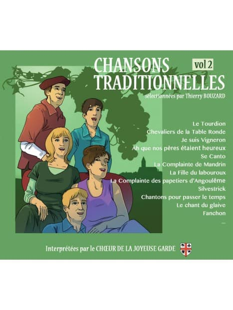 Chansons traditionnelles volume 1
