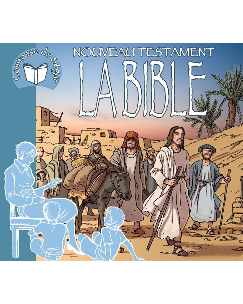 CD La Bible (Nouveau Testament)