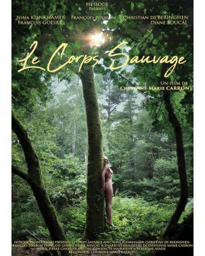 DVD Le corps sauvage de Cheyenne Carron