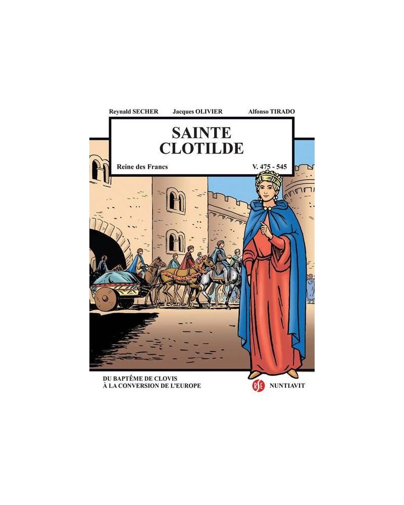 La BD Sainte Clotilde