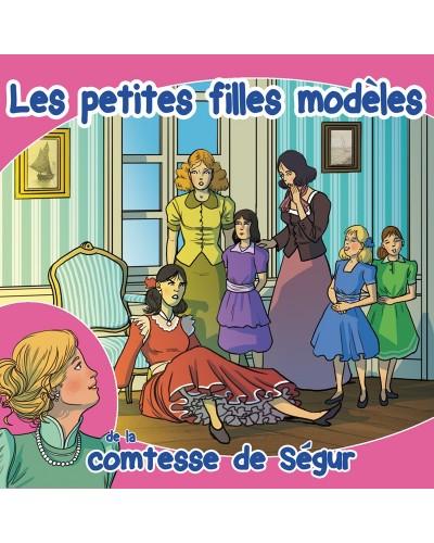 CD Les petites filles modèles de la comtesse de Ségur