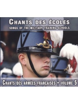 CD Chants des écoles