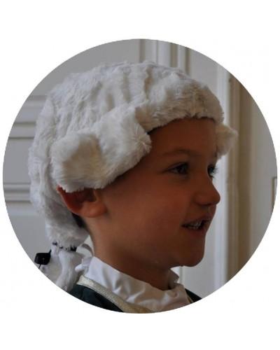 La perruque XVIIIe