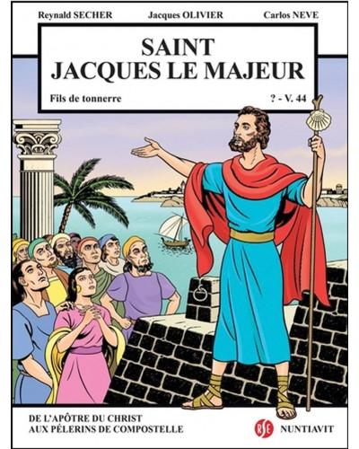 La BD Saint Jacques le Majeur